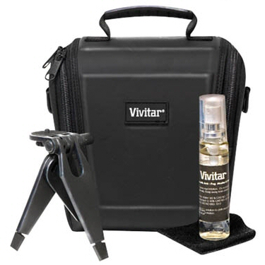Vivitar Camera Bag starter kit 3 pc