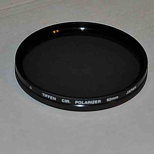 Tiffen 62 mm Polarizing Filter