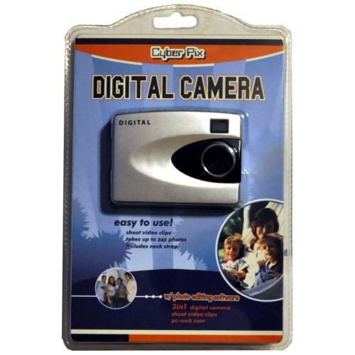 Cyber Pix Digital Camera